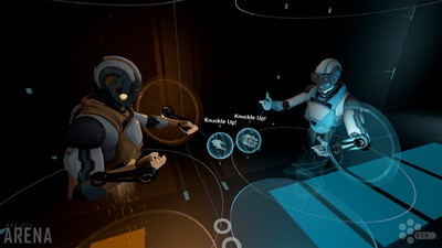I've Played the Future of Virtual Reality, and It's a Lot Like 'Wii Sports'