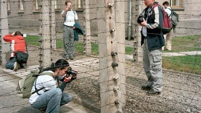 Les touristes des camps de concentration