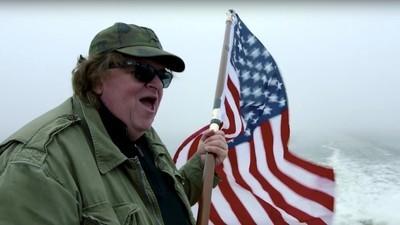 Michael Moore ya no tiene gracia, hemos visto su nuevo docu
