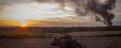No front com os Peshmerga
