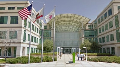 An Apple Employee Was Found Dead in a Conference Room