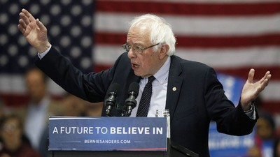 Bernie Sanders Will Lay Off 'Hundreds' of Campaign Staff