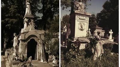 """Imaginile astea din cimitirul Bellu îți arată cât de """"frumoasă"""" poate fi moartea"""