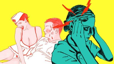 Hot for Teacher: What Happens When You Work in a Stereotypically Sexy Job