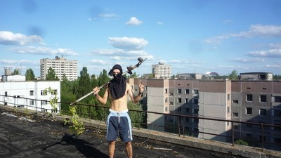 The Guide Smuggling Tourists into Chernobyl
