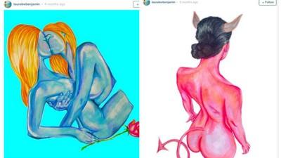 Nuditatea feminină și Instagramul merg bine mână-n mână