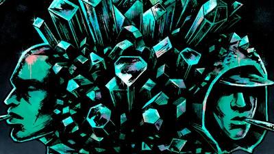 'Rough Emeralds' by Gabriel Krauze