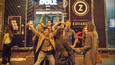 Warum Bratislava die beste Partystadt ist