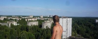 Wódka z widokiem na Czarnobyl. Poznaj przewodnika nielegalnych wycieczek po strefie skażenia