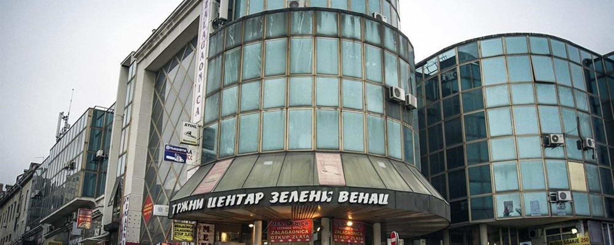 Zapomniane centra handlowe Belgradu