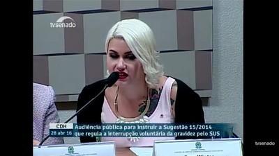 O show de horrores na audiência pública que discutiu a regulamentação do aborto voluntário