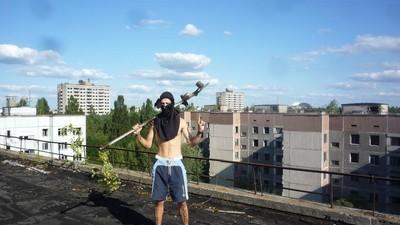 Deze man smokkelt toeristen de radioactieve zone van Tsjernobyl in