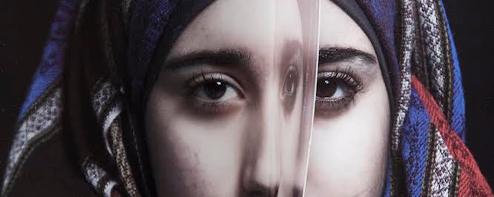 Driedimensionale portretten van Syriërs die in Nederland wonen
