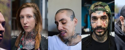 People with Face Tattoos Explain Their Ink