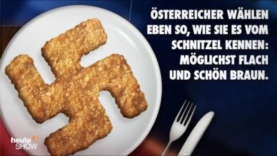 Heulsuse der Woche: Der spuckende Schnorrer gegen den empflindlichen Österreicher