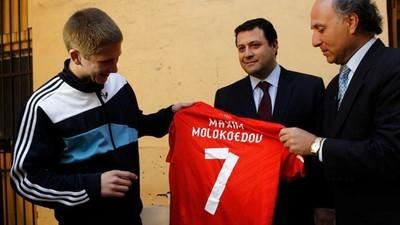 El ruso que entró en la cárcel como traficante y salió como futbolista profesional