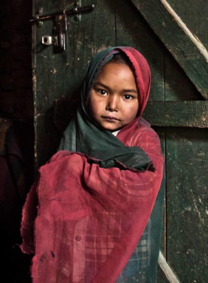 El exilio de las mujeres nepalíes durante su menstraución