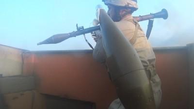 Válka očima bojovníka Islámského státu