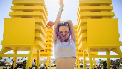 COACHELLA 2016 STYLE SPECIAL: PARTY ANIMALS