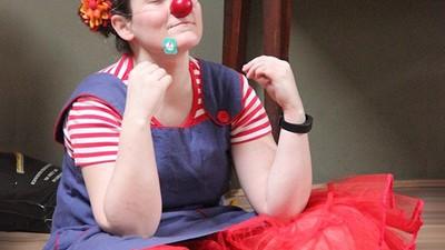 Dit weekend kun je een cursus mindful clownen volgen