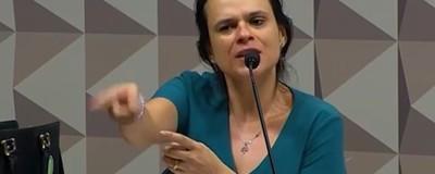 A Janaína Paschoal caiu num truque de advogado de seriado