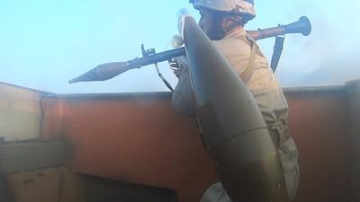 Vídeo: un combate desde la cámara frontal de un miliciano de Estado Islámico