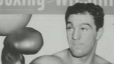 Cuando Rocky Marciano colgó los guantes