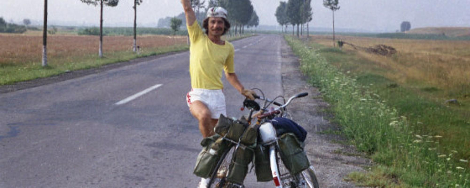 Fotografii cu drumeții montane din România comunistă