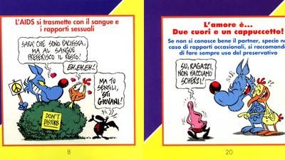 Il problema dell'educazione sessuale nelle scuole italiane è molto più serio di quanto crediamo