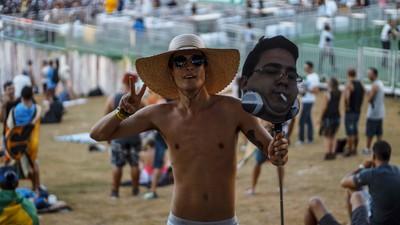 Essas são as imagens que o aftermovie do Tomorrowland Brasil não mostra pra você