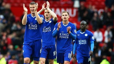 Leicester City and their Fans React to their Premier League Win