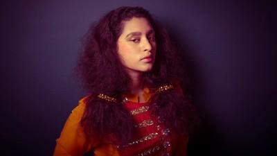 nadia nair sings beautiful poetry
