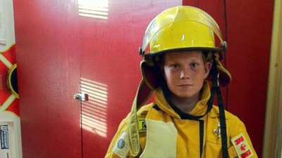 This Tiny Teen Firefighter Is Accused of Setting 18 Fires in Alberta