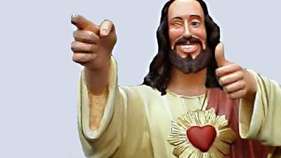 Za vaše problémy může Ježíš