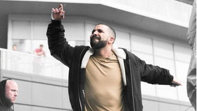 Drake mi ha fregato una foto e l'ha messa sul suo Instagram