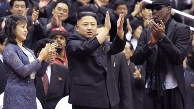 Sans faire exprès, Dennis Rodman a permis la libération d'un prisonnier américain en Corée du Nord