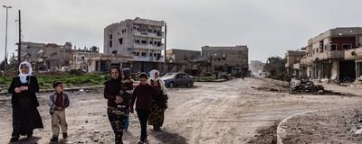 Bilder aus dem Herzen der Zerstörung in Kobanê