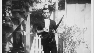 Trump Thinks Ted Cruz's Dad Might Have Helped Kill JFK