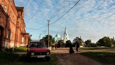 Jak se žije na ruském pravoslavném ostrově