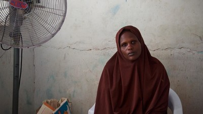 A história de uma mulher que escapou ao terror do Boko Haram