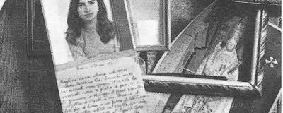 Il culto del Glorioso Alberto, che adorava un ragazzo morto in un incidente a Salerno
