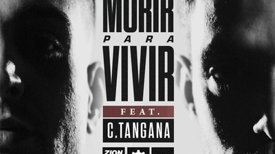 """Elio Toffana y C. Tangana en el vídeo de """"Morir para vivir"""""""