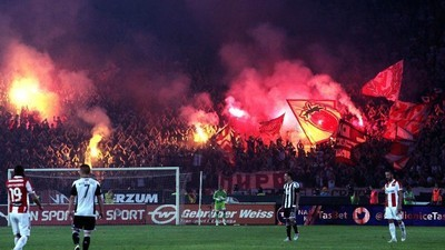 Fan Violence and Stadium Security Is an Eternal Issue In Serbia