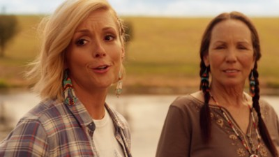 ​I Have a First Nations Background and Didn't Think 'Kimmy Schmidt' Was Racist