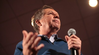 John Kasich Has Finally Accepted the Sad Inevitability of Trump