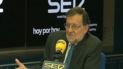 #Rajoyenlaser: Mariano la vuelve a liar en la cadena Ser