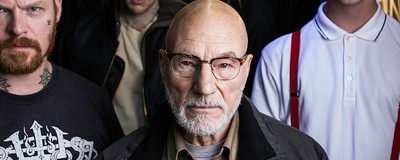 ​Talking to Patrick Stewart about 'Green Room,' Neo-Nazis, and Donald Trump