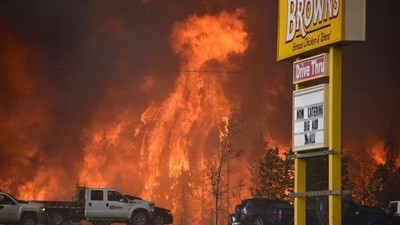 ​The Perfect Wildfire: Why Fort McMurray Is Burning