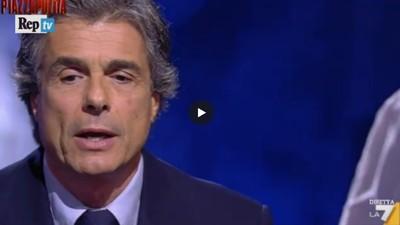 Guarda Alfio Marchini distruggere decenni di studi sulla cannabis in diretta tv