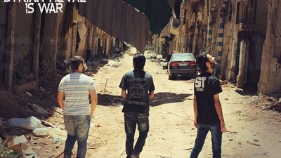 We Talked to the Filmmaker Behind 'Syrian Metal Is War' About Survival and Resilience